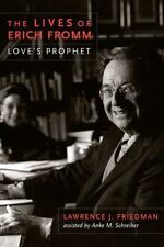 The Lives of Erich Fromm: Love's Prophet-ExLibrary