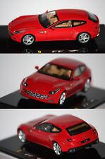Hotwheels Elite Ferrari FF 2010 rouge 1/43 W1187