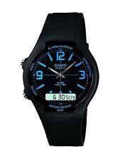 Relojes de pulsera de plástico resistente al agua para hombre