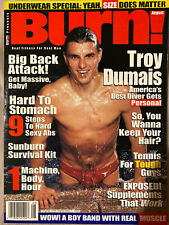 Burn! Magazine - August 1999