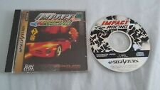 Impact Racing NTSC-J-Sega Saturn