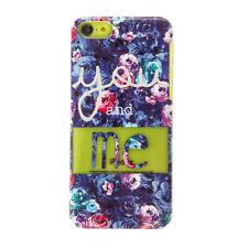 Étuis, housses et coques violets iPhone 5c pour téléphone mobile et assistant personnel (PDA)