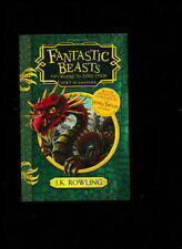 J K Rowling:Newt Scamander Fantastic Beasts And Where To find Them Trade PB Ill