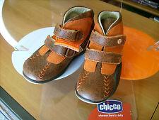 Scarpe shoes bambino CHICCO NR. 23 Euro 59,90 arancio melange NUOVE!