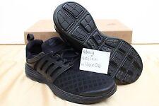 RARE New Nike Lunar Rejuven8 Low+ Plus Sz 10 US All Black-Anthracite 407269-002
