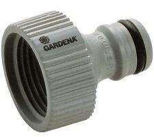 """Gardena 36002-1 Threaded Tap Hose Connector, Nylon/ABS, 5/8"""" & 1/2"""""""