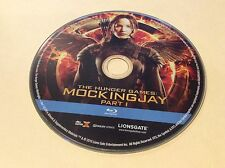 The Hunger Games Mockingjay part 1 (BLU-RAY disc only)
