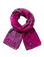Écharpes et châles foulard rose en polyester pour femme   Idées ... 9764eef927f