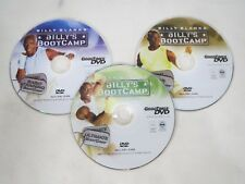 Billy Blanks - Billys Bootcamp Collection (DVD, 2005, 3-Disc Set)