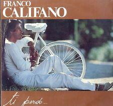 FRANCO CALIFANO Ti Perdo... LP NEW SEALED Sigillato