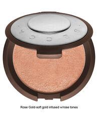 BECCA Shimmering perfeccionador piel COMPACTO ORO color rosa 8.3ml