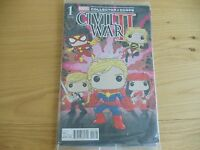Marvel Collector Corps Women of Power Civil War II #1 Variant Edition Comic Book