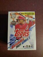 2021 Topps Series One 1 Baseball 7 Pack Blaster Box - Confirmed Order-Wal Mart