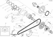 Ducati Panigale 1199 Rear Sprocket 41T - 49411581AA