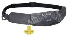Onyx M-16 Manual Inflatable Belt Pack Life Jacket M16 Grey PFD NEW
