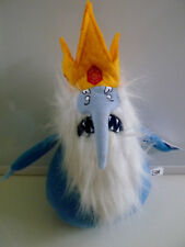 "New Adventure Time Ice King Plush 10"" Plush Stuffed Animals Toy NWT"