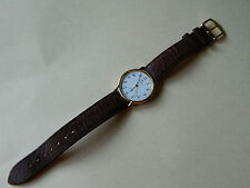 vintage RICHELIEU Watch MONTRE uhr SWISS MADE hirsch SUISSE quartz