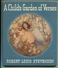 A Child's garden of Verses by Robert Louis Stevenson illustrated by Ruth Hallock