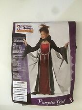HALLOWEEN California Costumes Vampire Girl  ( size=Child- Small )