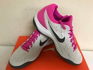 Nike Men's Zoom Cage 3 Tennis Shoe Style #918193 005
