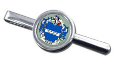 Coats of Arms Family Crests Tie Slide / Clip