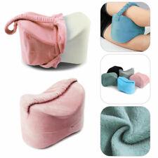 Memory Foam Leg Pillow Orthopedic Firm Back Hips & Knee Support Cushion Pregnant
