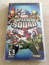 Marvel Super Hero Squad (Sony PSP, 2009) PSP NEW