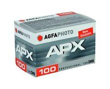 Agfa APX 100 - 36 Exposure Film (35mm Format)