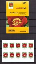 AM0532) Germany 2014 Mi 3121 Self-Adhesive Booklet FB 42 MNH, Full Sheet