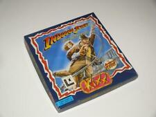 Commodore Amiga ~ Indiana Jones and the Fate of Atlantis by Kixx ~ SCB