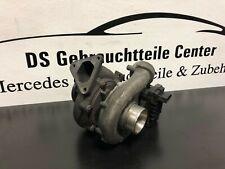 Orig. Mercedes W220 W211 M648 320 CDI Abgasturbolader Turbolader A6480960099