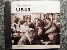 CD UB40 / The Best of UB40 - Volume 1 - Album 1987