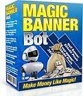 Magic Banner Bot
