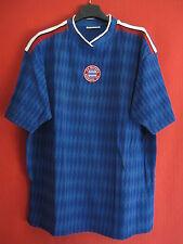 Maillot Adidas Fc Bayern Munchen Tee Shirt Vintage coton - 4 / L