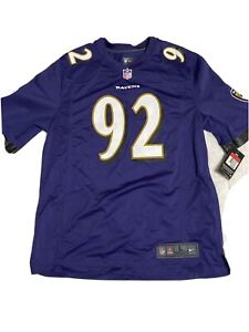 Baltimore Ravens Ngata Nike Jersey NFL Licensed New With Tags Free Shipping Sz L