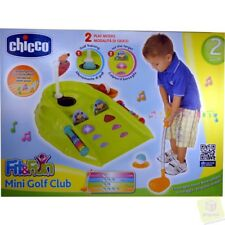SEALED Chicco Fit N Fun Mini Miniature Golf For Toddler Kid Child FREE SHIPPING