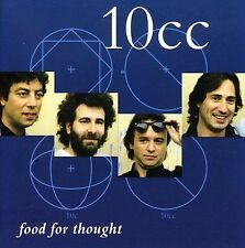 Food for Thought [Bonus Track] by 10cc (CD, Mar-2008, 7T's) NEW