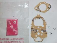 FIAT 128 BN - RALLY/ KIT GUARNIZIONE CARBURATORE/ CARBURETOR GASKETS SET