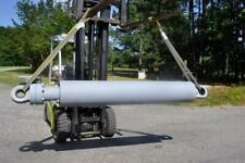 Hydraulic Cylinder 9 Ft 8 In Bore Wsw Walzlager Rod End Crane Lift Cylinder