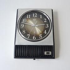 pendule / horloge JAZ vintage deco années 60 70 design 1970 JAPON