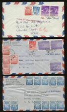 4 Stamps Used Asian Stamps