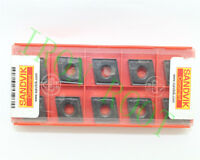 CNMG 432-KR 3215 SANDVIK 10pcs CNMG 120408-KR 3215