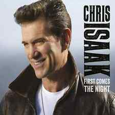 Chris Isaak - First Comes the Night (2016)