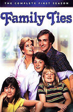 NEW  FREE SHIPPING  Family Ties - The Complete FIRST Season (DVD, 2007)