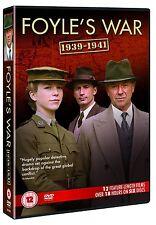 FOYLE'S WAR 1939-1941 BOX 5 DVD in Inglese NEW .cp