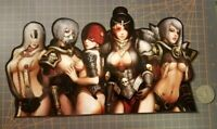 Warhammer 40k Sisters Of Battle Sticker Inquisition Cultist Hot