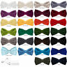 Bow Tie for Men Ties – Men's Pre Tied Formal Tuxedo Bowtie for Adults & Children