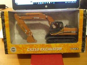 ERTL 14112 Case CX210 Tracked Excavator, 1:50, BNIB
