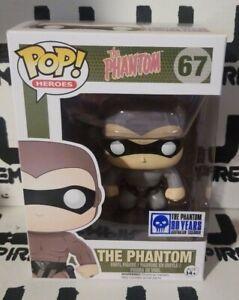 🔥Funko Pop! The Phantom Grey 80th Anniversary Australian Exclusive Heroes #67