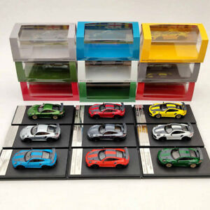 1:64 Porsche 911 GT2 RS Limited Edition Collection Diecast Models